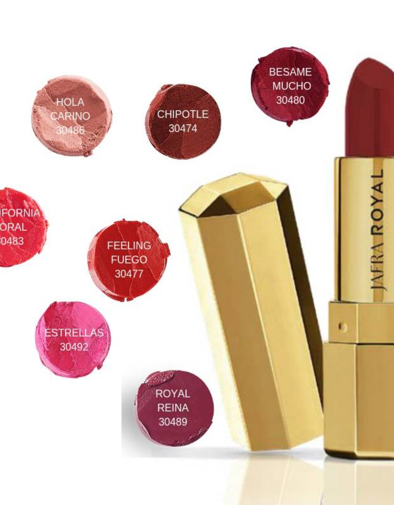 Jafra Cosmetics Jafra Royal Luxury | Matter Lippenstift​  |  Royal Luxury Matte Lipstick   | 4 g