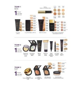 Jafra Cosmetics Jafra Basis Make Up Set BASIC | 3 Produkte
