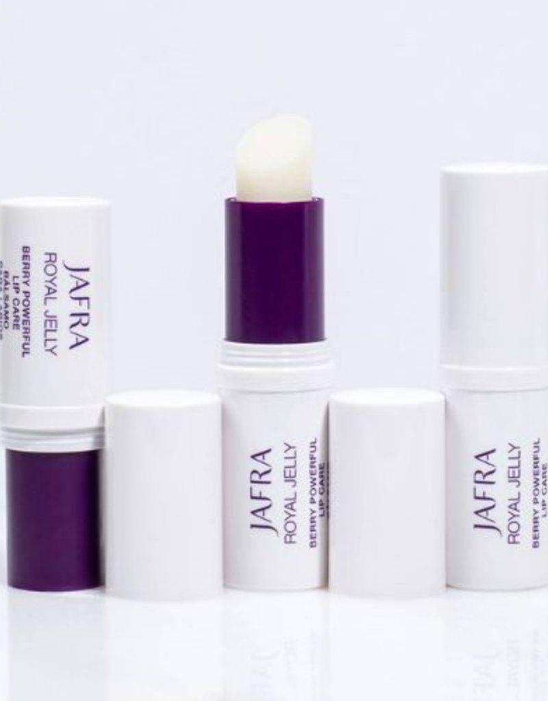 Jafra Cosmetics Jafra Royal Jelly Lippenpflege Berry Powerful | Lip Care Stift | 4 g