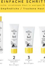 Jafra Cosmetics Jafra Royal Boost Mizellen Reinigungswasser| Micellar Cleansing Water | Plastikflasche|  200 ml