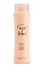 Jafra Cosmetics NEU: Jafra Royal Almond Körperöl | Mandelöl | Flasche | 250 ml