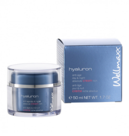LIFTmee Wellmaxx Hyaluron Anti-Age  Gesichtscreme 50 ml