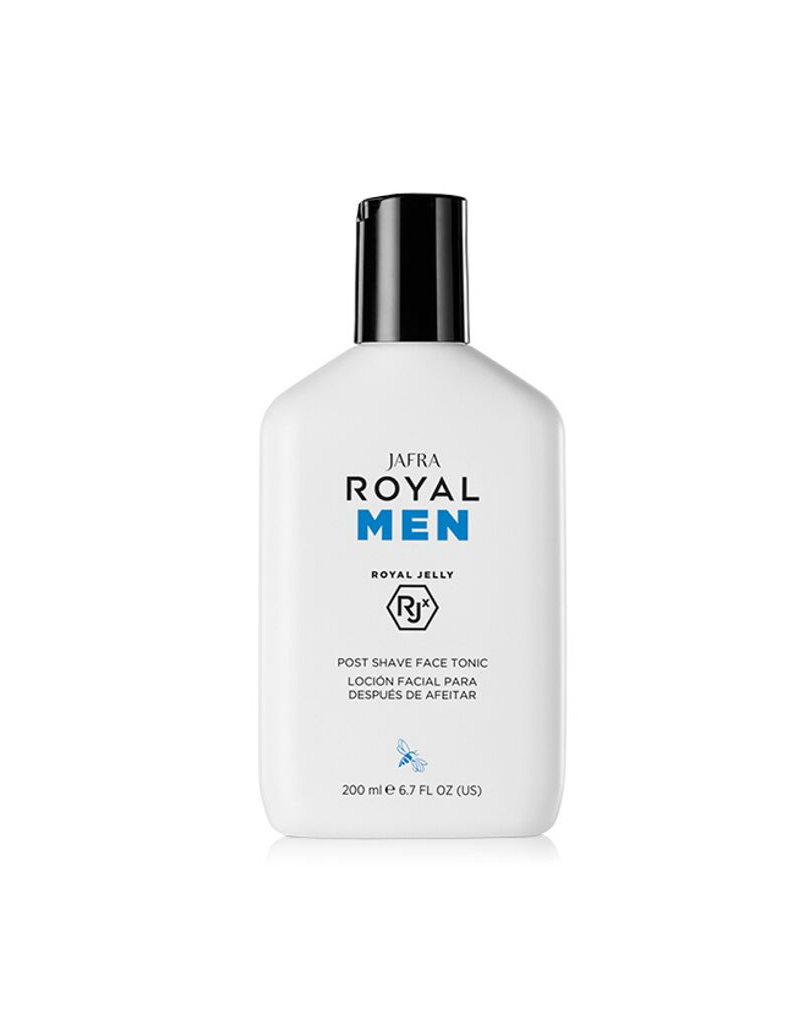 Jafra Cosmetics Jafra Royal Men Post Shave Gesichtslotion | Jafra Post Shave Face Tonic | Plastikflasche |200 ml