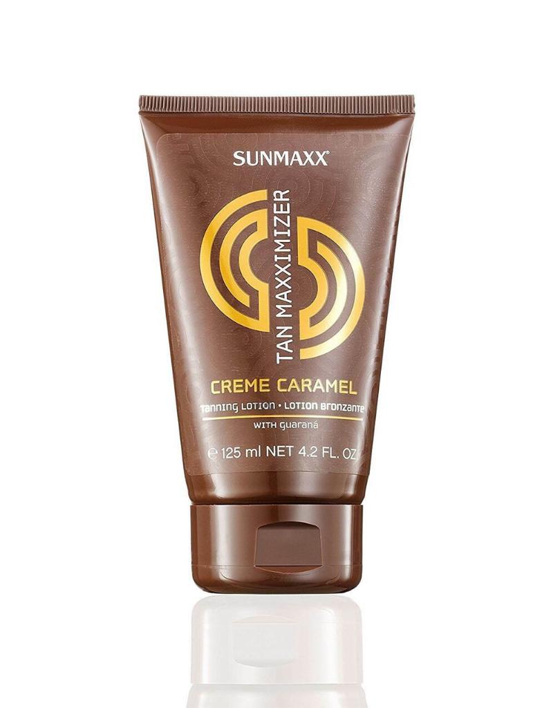 Sunmaxx Creme Caramel Tanning Lotion 125 ml