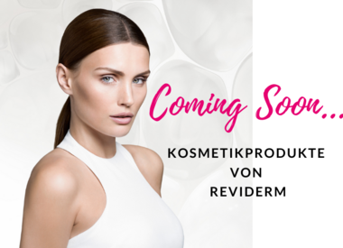 Coming Soon - Reviderm