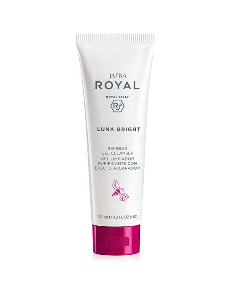 Jafra Cosmetics  Jafra Royal Luna Bright Hautverfeinerndes Reinigungsgel  | 125 ml