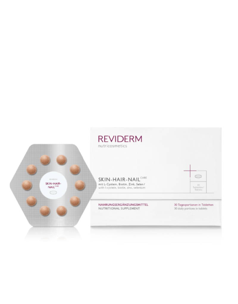 Reviderm Reviderm Nutricosmetics Skin-Hair-Nail Care  3 x 10 Stück