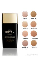 Jafra Cosmetics Jafra Royal Jelly Make-Up für strahlenden Teint SPF 20  |  Jafra Royal Radiance Foundation Broad Spectrum SPF 20  |  Spenderflasche | 30 ml