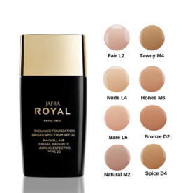 Jafra Cosmetics Jafra Royal Jelly Make-Up  SPF 20  - 30 ml