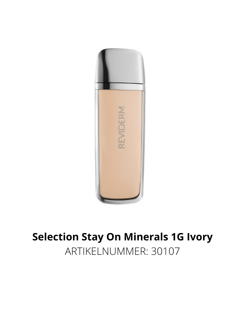 Reviderm Selection Stay On Minerals - Make Up - 30 ml