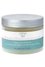 Jafra Cosmetics Jafra SPA | Ingwer & Meersalz Körperpeeling | Tiegel | 300 g