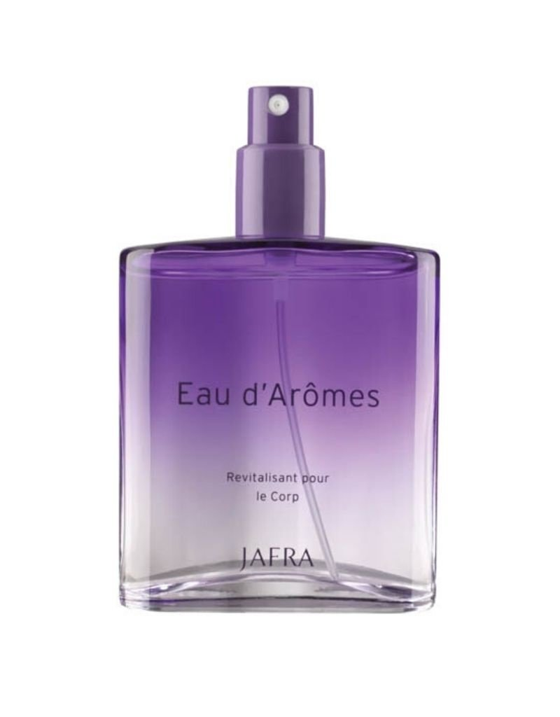 Jafra Cosmetics Jafra Eau d'Arômes Körperspray | Glassprühflakon | 100 ml