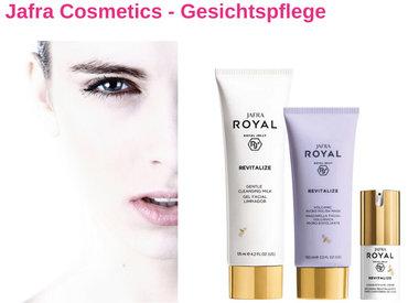 Jafra Gesichtspflegeprodukte