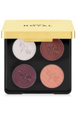 Jafra Cosmetics Jafra Luxury Lidschatten Quartett Garnet Goddess- Luxury Eyeshadow Garnet Goddess -  7,6 g