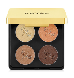 Jafra Cosmetics Lidschatten Quartett Golden Muse 7,6 g