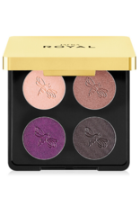 Jafra Cosmetics Jafra Luxury Lidschatten Quartett Purple Reign- Luxury Eyeshadow Purple Reign -  7,6 g