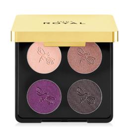 Jafra Cosmetics Lidschatten Quartett Purple Reign 7,6 g