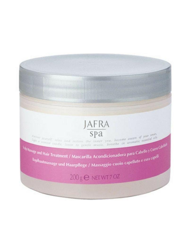 Jafra Cosmetics Jafra SPA Kopfhautmassage und Haarpflege | Tiegel | 200 g