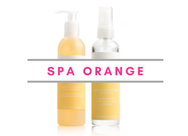 Jafra Spa Brazilian Orange&Ingwer