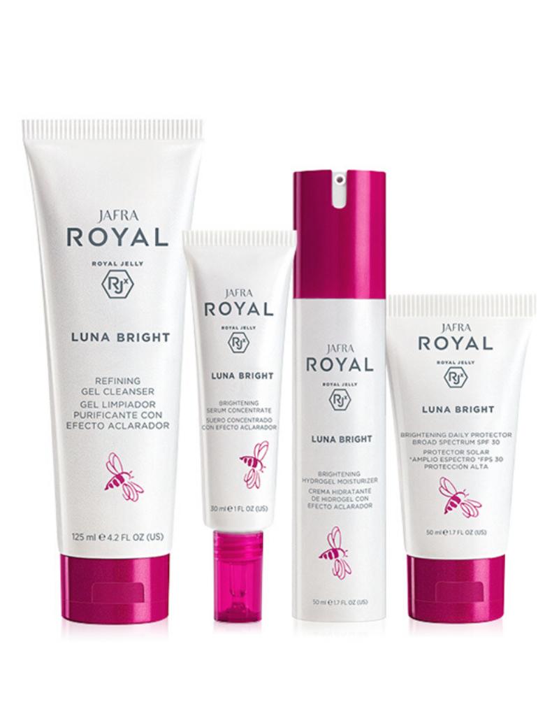 Jafra Cosmetics Jafra Royal Luna Basis Set - 4 Produkte nach Wahl