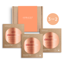 Apricot Apricot Dekolletée Pad - 3 für 2