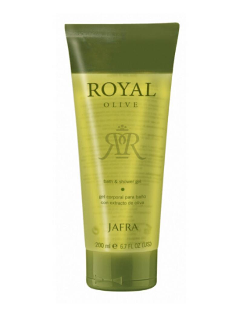 Jafra Cosmetics Jafra Royal Olive Bade- und Duschgel | Tube | 200 ml