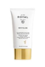 Jafra Cosmetics Jafra Royal Jelly Revitalize Sonnenschutz Fluid | Solar Protection Fluid Broad Spectrum SPF 50 | Tube 50 ml