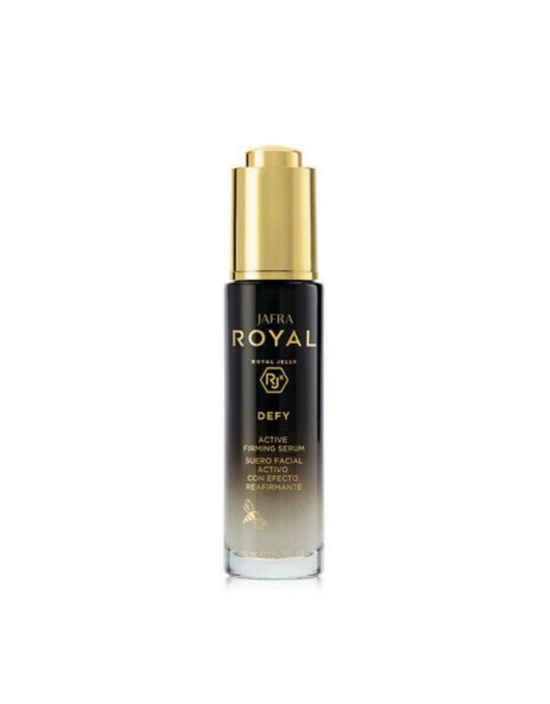 Jafra Cosmetics Jafra Royal Defy Straffendes Pflegeserum  |  Jafra Royal Defy Active Firming Serum | Spender |  30 ml
