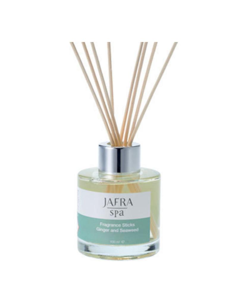 Jafra Cosmetics Jafra SPA Duft-Stäbchen Ingwer & Algen  | Fragrance Sticks Ginger and Seaweed  |100 ml
