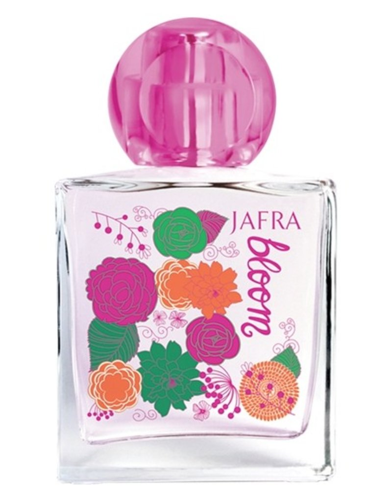 Jafra Cosmetics BLOOM | Eau de Toilette  for Women | Glassprühflakon | 50 ml