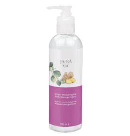 Jafra Cosmetics Ingwer&Eucalyptus Massagecreme 250 ml