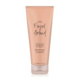 Jafra Cosmetics Royal Almond Hand- und Körperseife 250 ml