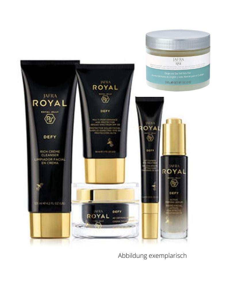 Jafra Cosmetics Jafra Royal Defy Set Deluxe - 6 Produkte