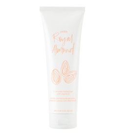 Jafra Cosmetics Jafra Royal Almond Feuchtigkeitspflege für die Dusche- 250 ml