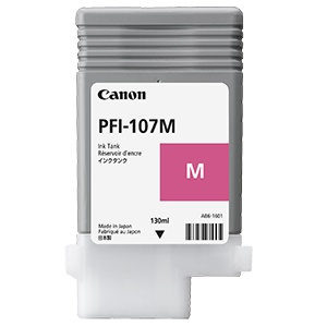 Canon Canon Inkt tank Magenta 130 ml PFI-107M