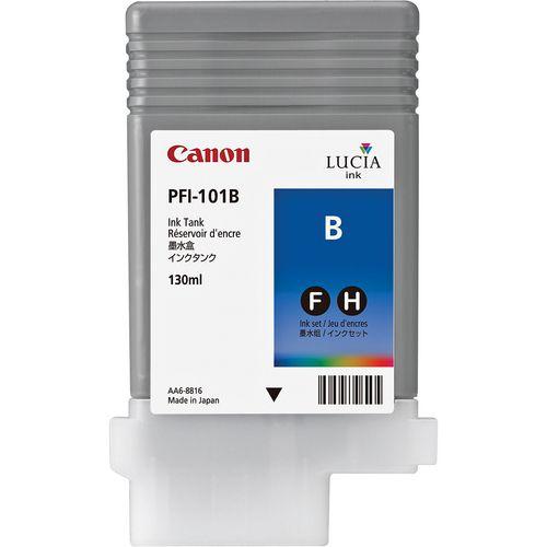 Canon Pigment Ink 130ml Blue PFI-101B