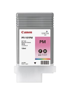 Canon Pigment Ink 130ml Photo Magenta PFI-101PM