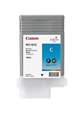 Canon Pigment Ink 130ml Cyan PFI-101C