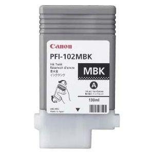 Canon Pigment ink tank Matte Black 130 ml PFI-102MBK