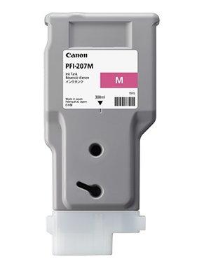 Canon Inkt Magenta 300 ml PFI-207M