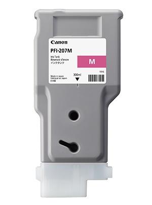 Canon Canon Inkt tank Magenta 300 ml PFI-207M