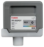 Canon Pigment Ink 330ml Photo Grey PFI-302PGY