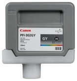 Canon Pigment Ink 330ml Grey PFI-302GY