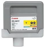 Canon Pigment Ink 330ml Yellow PFI-301Y