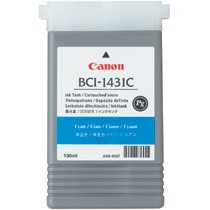 Canon Pigment Ink Tank Cyan BCI-1431C