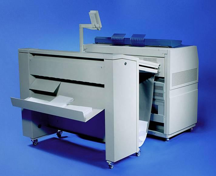 es-te Estefold 2400 (KIP 2400) A0 vouwmachine
