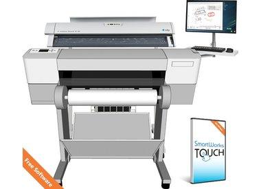 MFP scanner