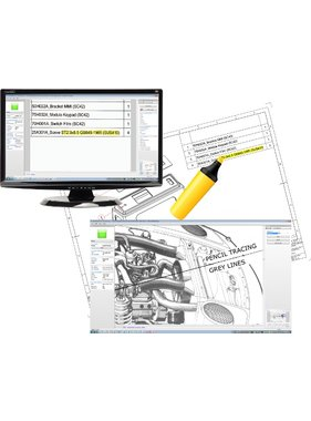 Colortrac SmartWorks Pro Scan Software