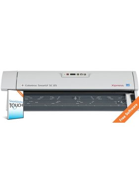 Colortrac SmartLF SC 25 Xpress kleuren A1 scanner