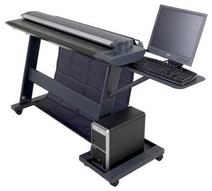 Colortrac SmartLF Gx+ T56 zwart/wit 1422mm scanner